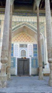 Mešita Bolo Hauz