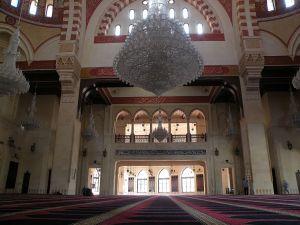 Mešita Mohameda Al-Amína (zdroj: www.mountainsoftravelphotos.com)