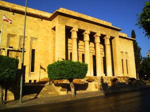 Národné múzeum v Bejrúte (zdroj: Wikipedia)