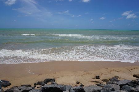 Pláž v Boa Viagem