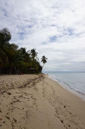 Opustená pláž Souffleur