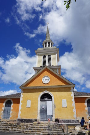 Kostol v Les Trois-Îlets