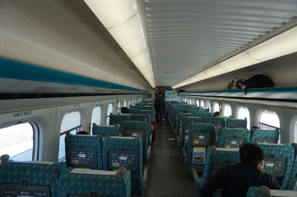 Rýchlovlak 700T na Tchaj-wane