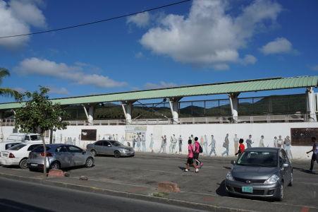 Marigot - štadión