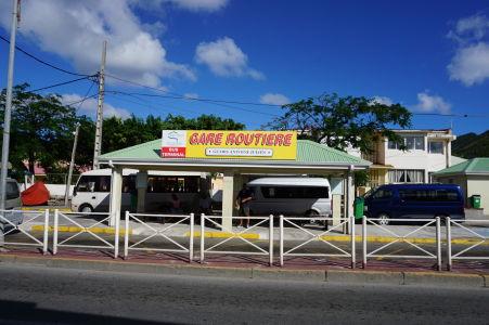 Marigot - hlavný autobusový terminál