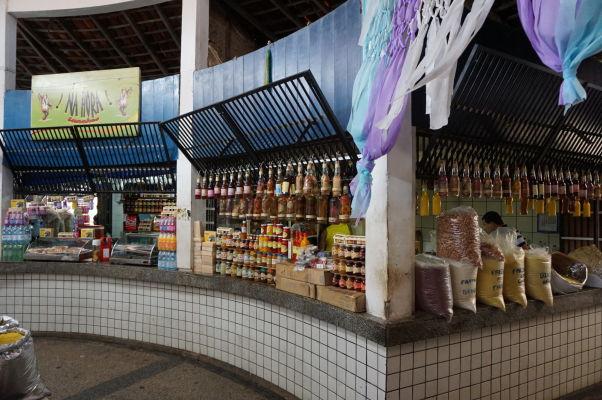 Historická mestská tržnica v São Luís