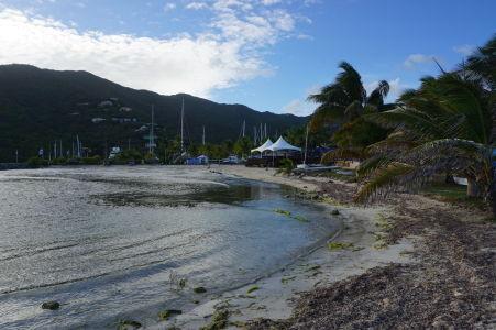 Pláž Nanny Cay