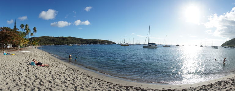 Pláž Grande Anse d\'Arlet
