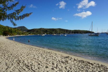 Pláž Grande Anse d'Arlet