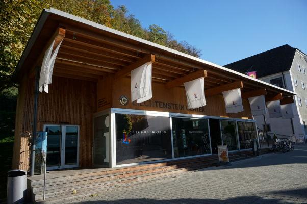 Turistické informačné centrum vo Vaduze