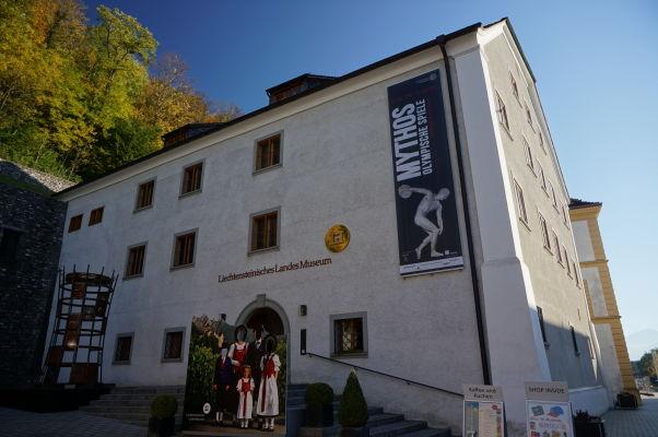 Národné múzeum Lichtenštajnska vo Vaduze (Liechtensteinisches Landesmuseum)