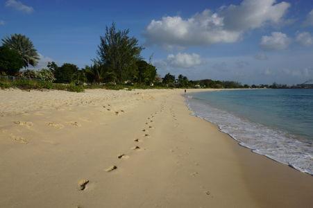 Pláž Brandons Beach