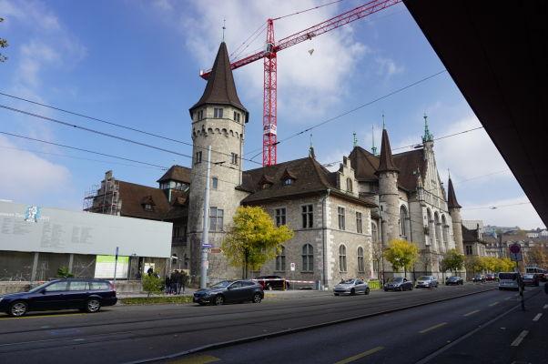 Národné švajčiarske múzeum v Zürichu