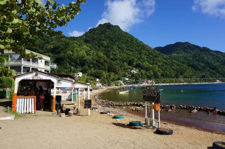 Bubble Spa Beach - k dispozícii je i bar s občerstvením a nápojmi