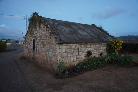 Pevnosť Fort James