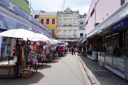 Stánky sú v São José takmer všade