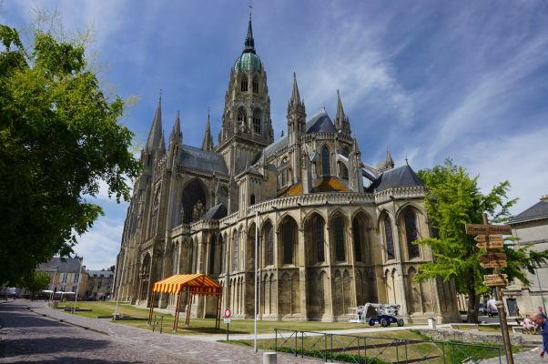 Katedrála Matky Božej v Bayeux