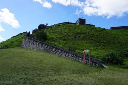 Srdce pevnosti - citadela Fort George