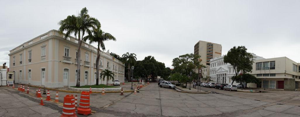 Námestie Avenida Dom Pedro II v São Luís