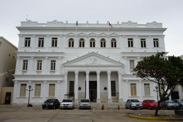 Justičný palác štátu Maranhão v São Luís