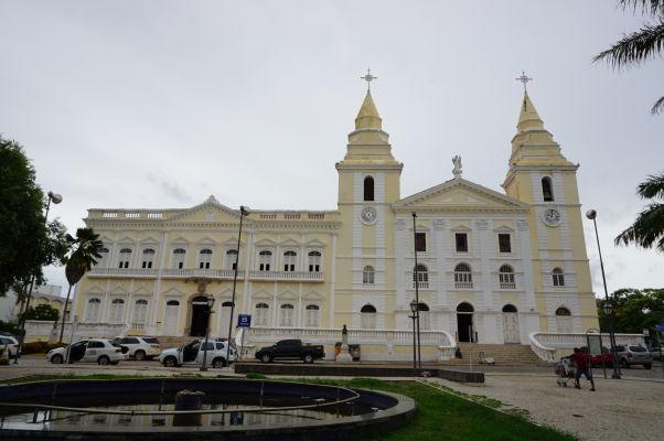 Katedrála v São Luís