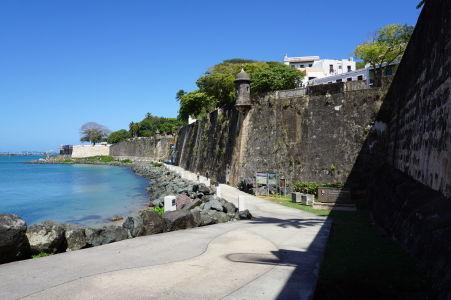 Prímorské opevnenie San Juanu