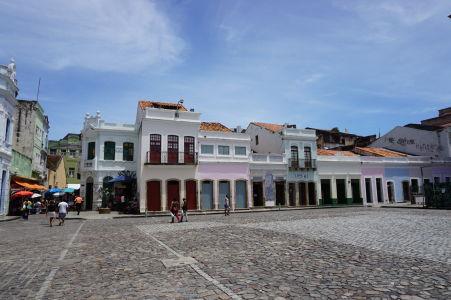 Námestie Pátio de São Pedro