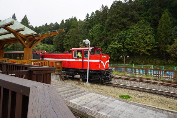 Vysokohorská železnica v Ališane