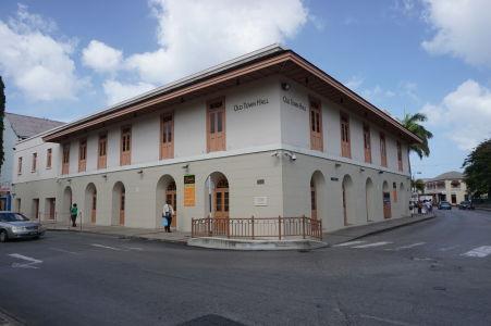 Budova starej radnice v Bridgetowne