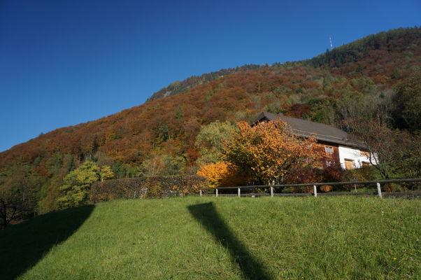 Okolie hradu Vaduz
