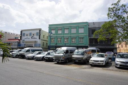 Ulice Bridgetownu