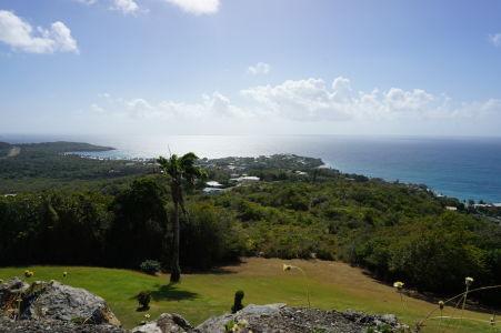 Výhľad z pevnosti Fort King George
