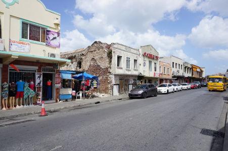 V uliciach Bridgetownu