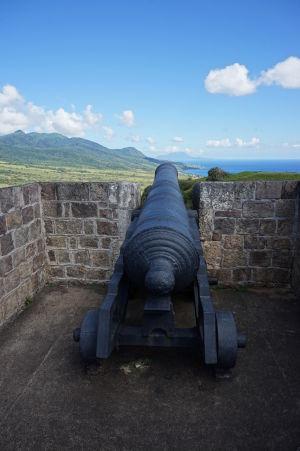 Delo v citadele Fort George