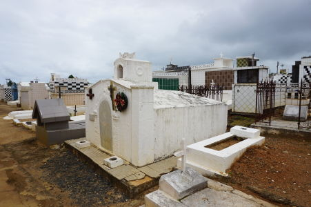 Cintoríny v Karibiku sa trošku líšia od tých našich