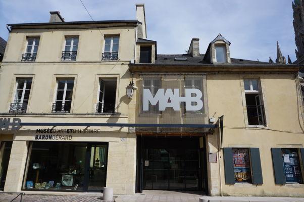 Múzeum umenia a histórie baróna Gérarda (MAHB) v Bayeux