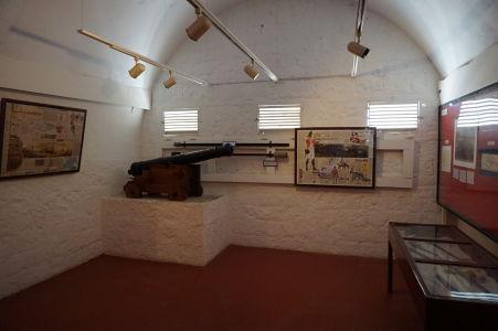 Malé múzeum v citadele