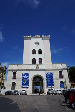 Veža Malakoff, z ktorej si môžete užiť vyhliadku na mesto