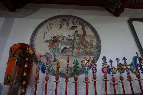 Veľký chrám Mazu v Tchaj-nane
