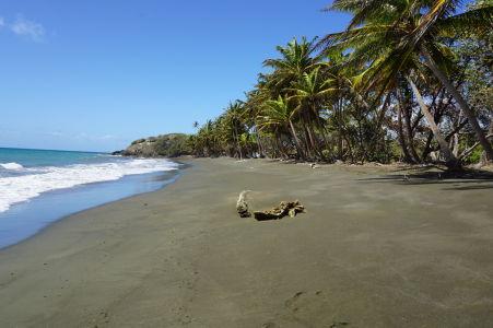 Clarkes Bay - jedna z nespočetných pláží na juhu ostrova