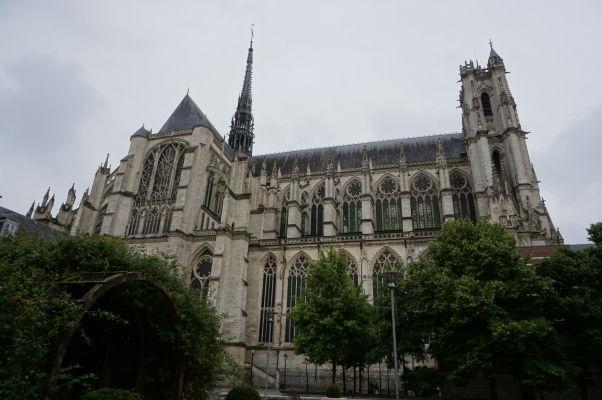 Katedrála Matky Božej v Amiens
