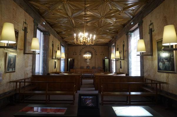 Bývalý súdny dvor - Múzeum umenia a histórie baróna Gérarda (MAHB) v Bayeux