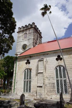 Anglikánska katedrála sv. Michaela z 18. storočia