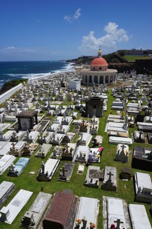 Cintorín pri pevnosti El Morro