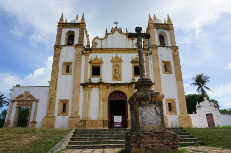 Karmelitánsky chrám (Igreja do Carmo)