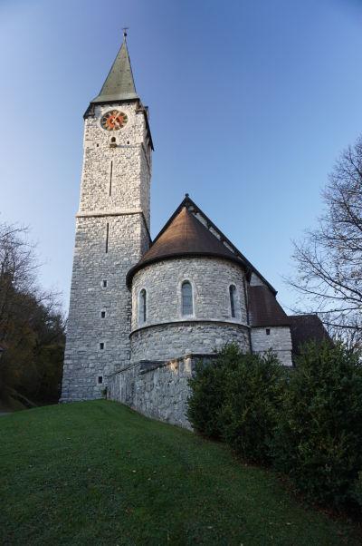 Kostol sv. Mikuláša v Balzers