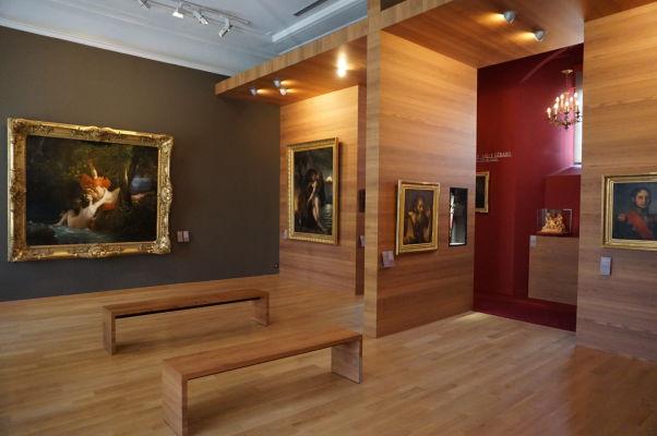 Obrazová galéria - Múzeum umenia a histórie baróna Gérarda (MAHB) v Bayeux
