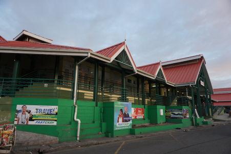Hlavná tržnica v St. John's