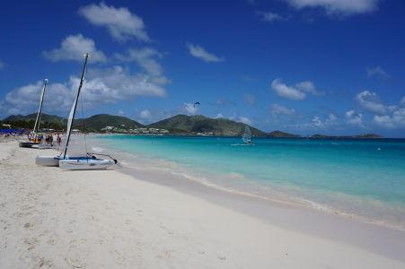 Pláž Orient Beach - na svoje si tu prídu milovníci vodných športov a aktivít