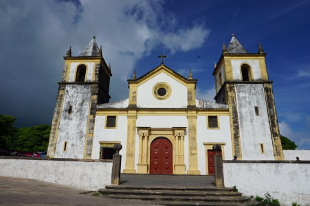 Katedrála v Olinde